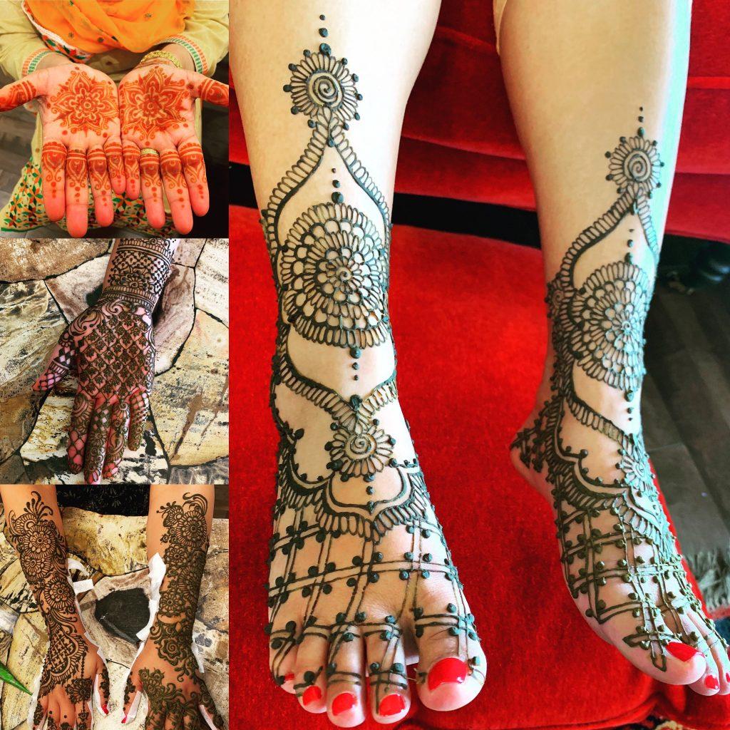 Inali Henna