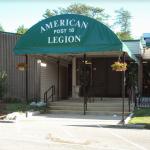 American Legion Post 18 Burton Woolery