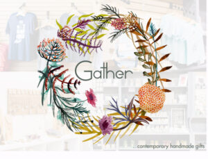 Gather Shoppe- Logo