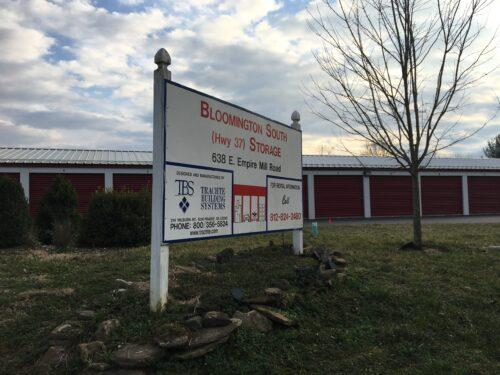 Bloomington South (Hwy37) Storage LLC