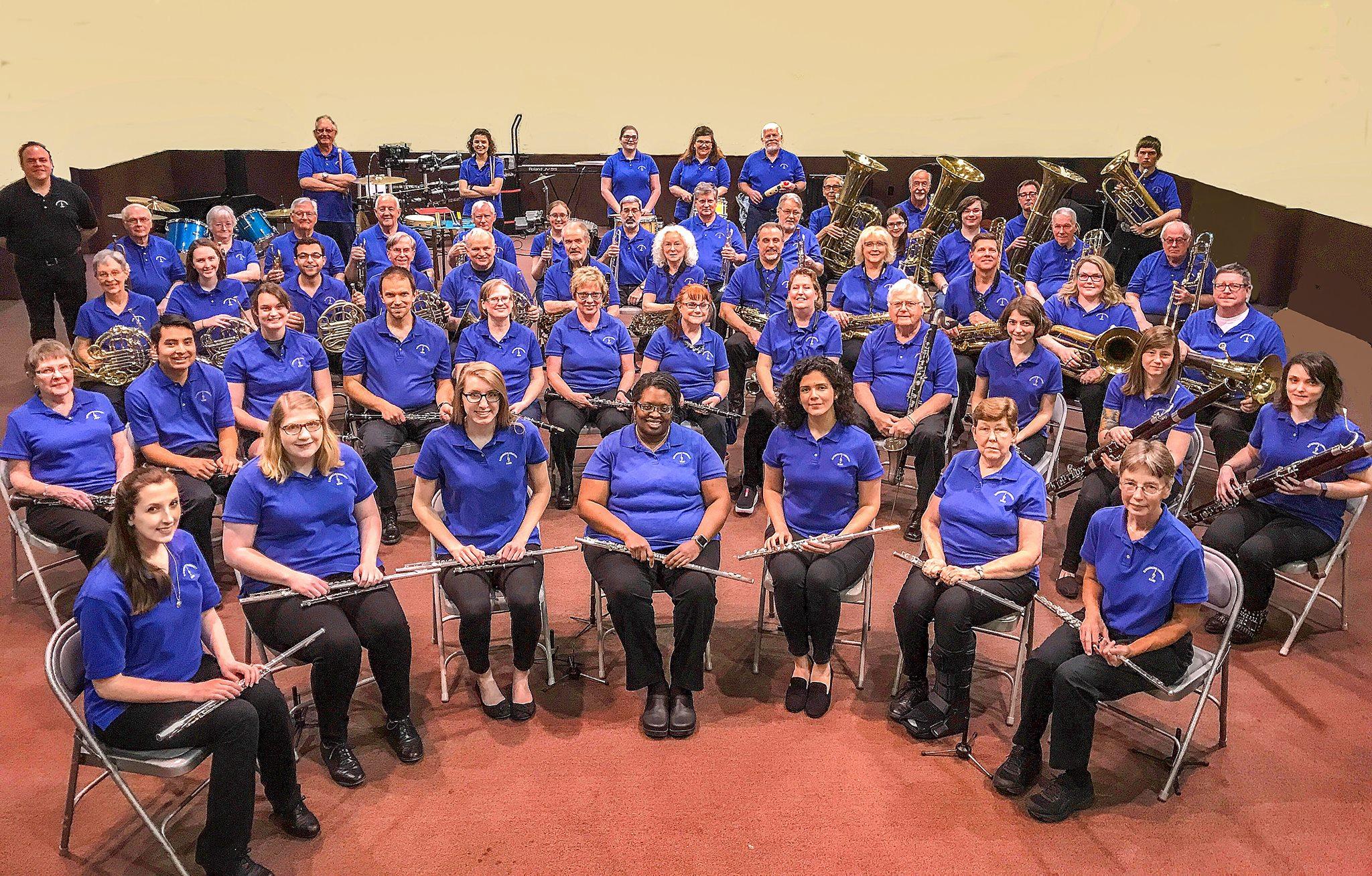 Bloomington Community Band - 2019