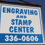 The Engraving & Stamp Center Logo