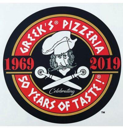 Eric Gordon's Greek's Pizzeria