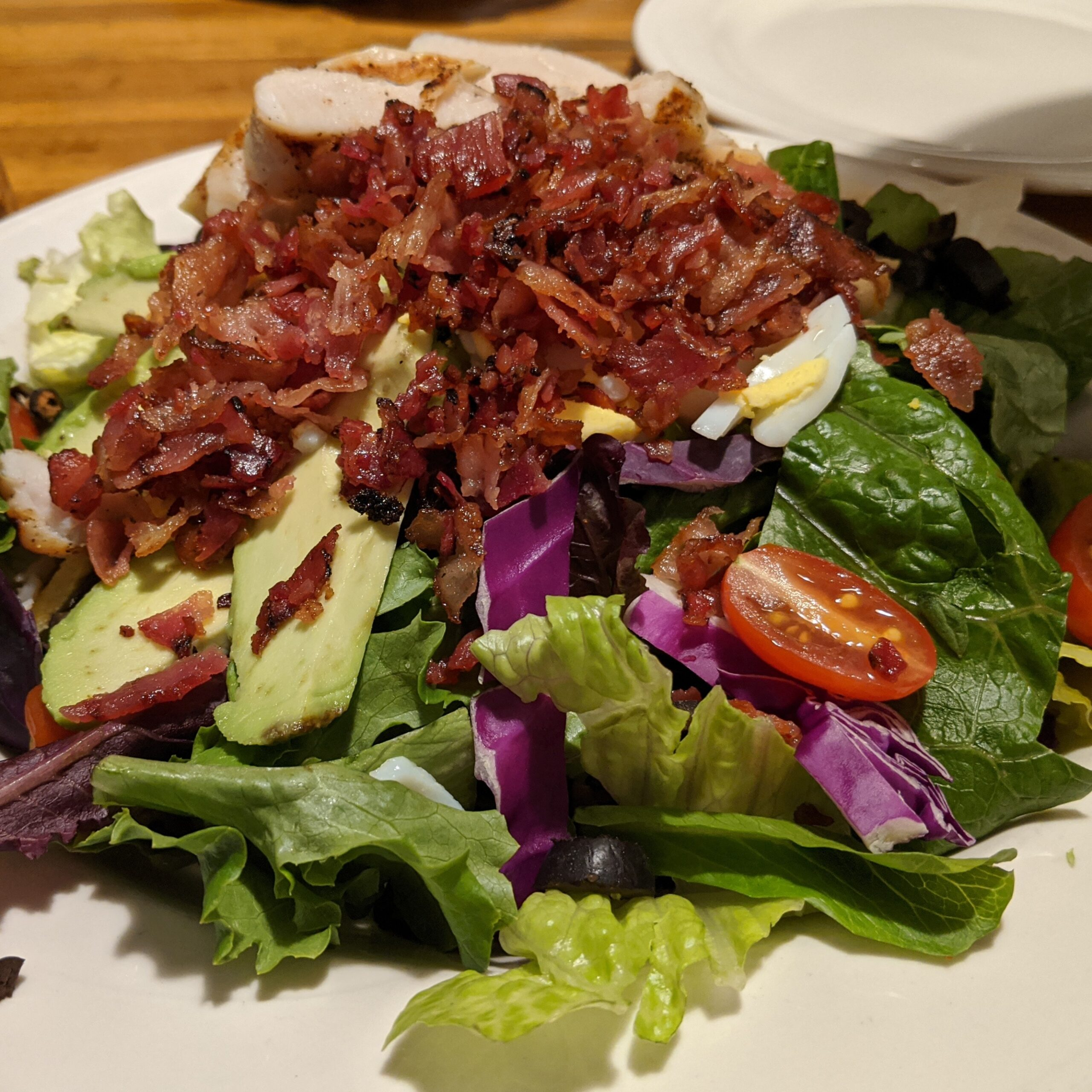 Salad from Lennies