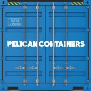 Pelican Containers Logo